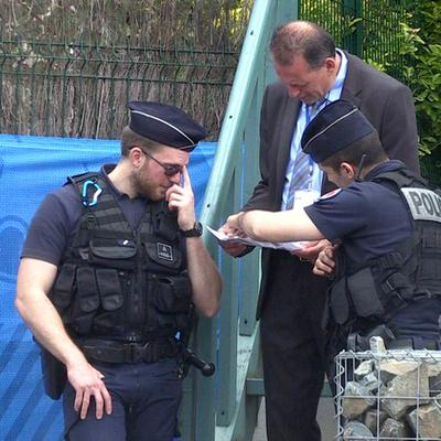 В базу данных французской полиции внесли российских ультрас