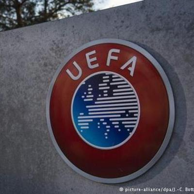 УЕФА наложил на Россию отложенную дисквалификацию и денежный штраф