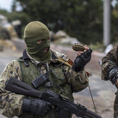На Донбассе уничтожено почти 40 боевиков за последние дни
