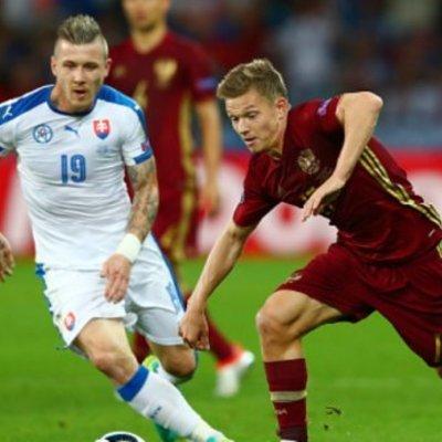 Словакия выиграла  у России в матче Евро-2016 - (ВИДЕО)