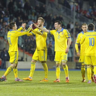 Cегодня Украина в рамках Евро 2016 сыграет с Северной Ирландией
