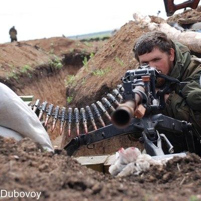 В зоне АТО боевики бьют из зениток и гранатометов