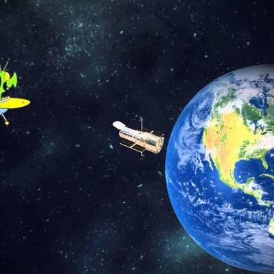 Астрономы открыли новый спутник Земли