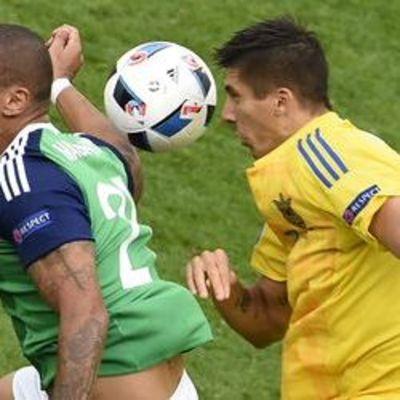 Французы назвали антигероев сборной Украины на Евро 2016