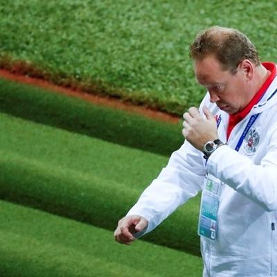 Сборная России вылетела с чемпионата Европы по футболу