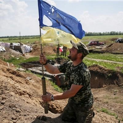 Боевики за последние трое суток резко активизировались на Светлодарской дуге