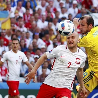 Украина сдалась Польше без единого гола