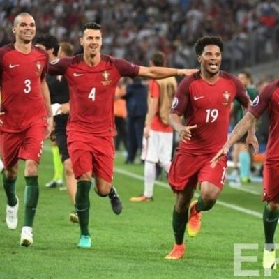 Евро-2016: Португалия - в финале