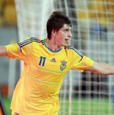 Еще один футболист сборной Украины уехал на заработки в Россию