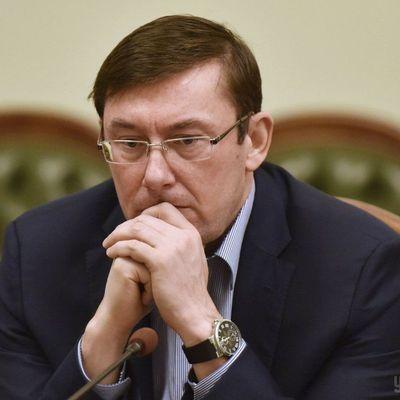 Луценко хочет установить металлоискатели на всех массовых акциях