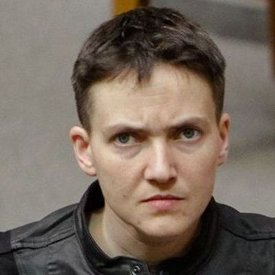 Савченко призвала заканчивать бардак под названием АТО (ВИДЕО)