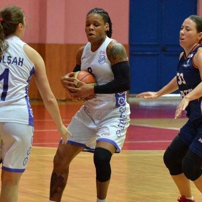 Американская баскетболистка будет выступать за сборную Украины