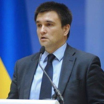 Климкин: Украина получит безвизовый режим в октябре или ноябре