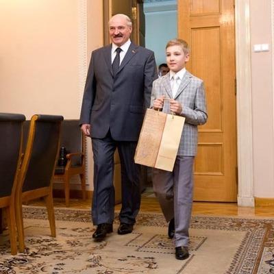 Лукашенко: Я не доживу до того, когда мой сын станет президентом