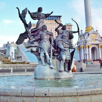 В Киеве до 1 мая отключили фонтаны