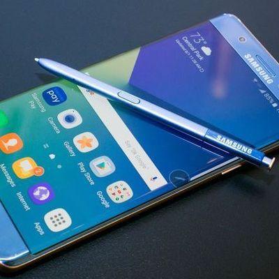 Samsung снова продает взрывающиеся телефоны Galaxy Note 7