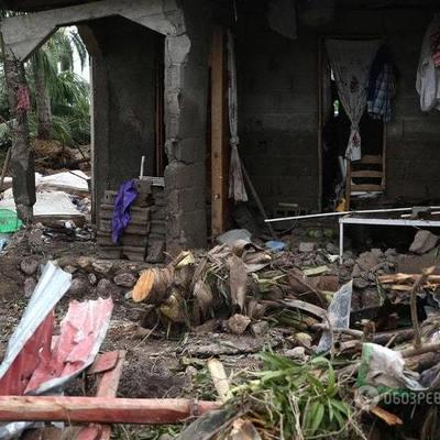 """Уже 842 человек человек стали жертвами урагана """"Мэтью"""" на Гаити (фото, видео)"""