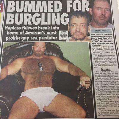 Грабителей ворвавшихся в дом наказал «гей-насильник»