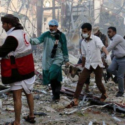 ООН в шоке: В Йемене авиаударом убили сотни людей