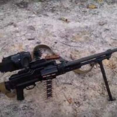 Киевский завод выпустил для ВСУ бракованные пулеметы (видео)