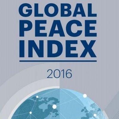 Печальная статистика: Украина в конце рейтинга мирных стран