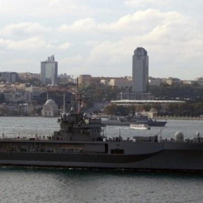 Военный корабль США в акватории Черного моря «щекочет нервы» РФ