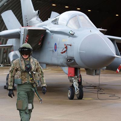 Британским ВВС разрешили сбивать российские самолеты