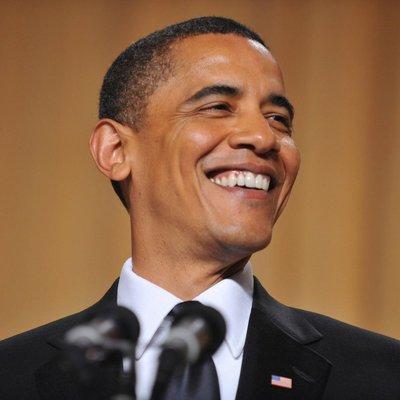 Обама, как всегда, в ударе