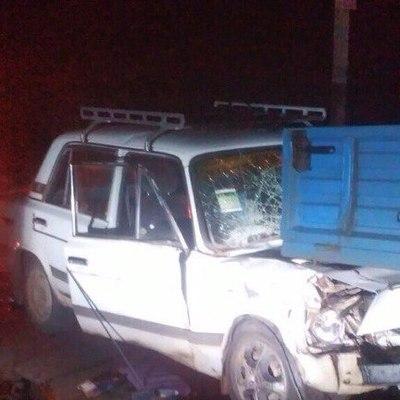 Под Киевом произошла страшная авария