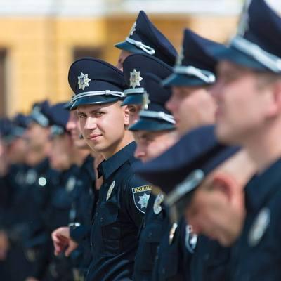 14 октября порядок в Киеве будут охранять около 4 тысяч полицейских