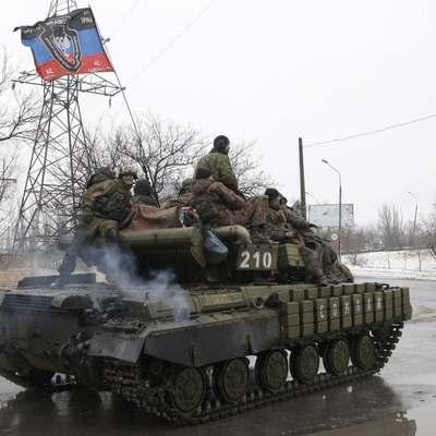 У «ДНР» больше танков чем у Немецкой армии - Порошенко