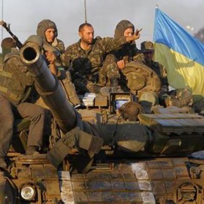В зоне АТО враг применил тяжелую артиллерию