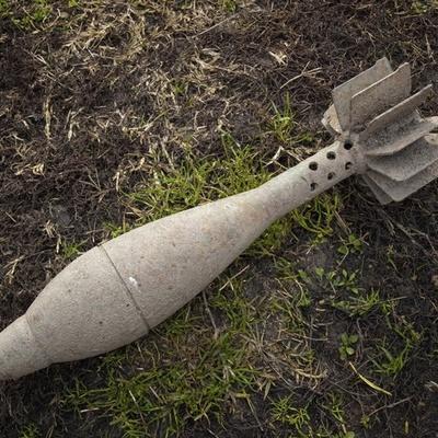 В Киеве возле жилого дома нашли опасный снаряд