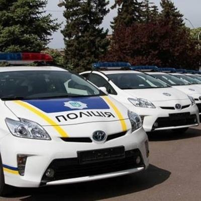 Полиция без тормозов: у машин украинских копов появились проблемы