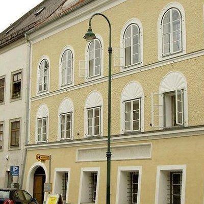 В Австрии снесут дом Гитлера
