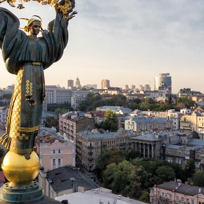 Американец сделал занимательную видеоэкскурсию по Киеву (видео)