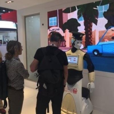 Первый робот-полицейский будет работать в Дубае