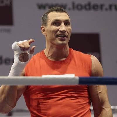 С Джошуа или без него, Кличко выйдет на ринг 10 декабря