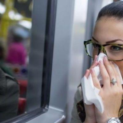 В Украине за неделю гриппом заболели более 156 тыс. человек