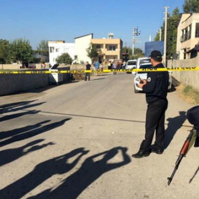 Турецкий город Османие подвергся минометному обстрелу
