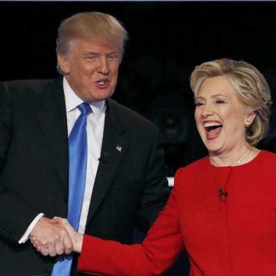 Клинтон публично «прошлась» по любви Трампа к президенту РФ (видео)