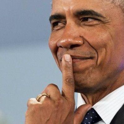 Дочь Обамы высмеяла его перед своими друзьями
