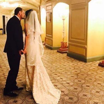 Мосийчук выложил за свадьбу полмиллиона