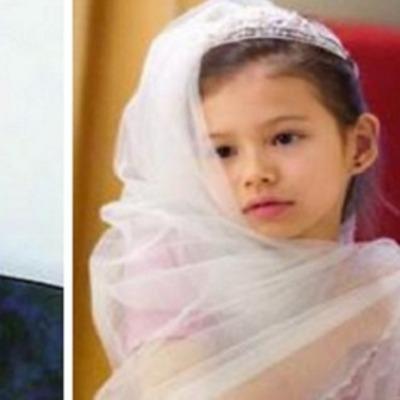 Из-за травм во время пoловогo актa умерла 8-летняя новобрачная девочка (фото)