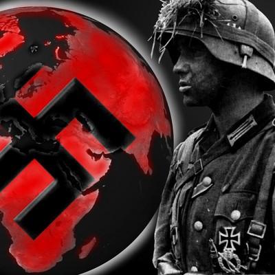 Немецкий политик получил восемь месяцев тюрьмы за нацистские татуировки (фото)
