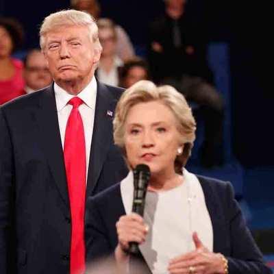 Клинтон победит Трампа с вероятностью 90%, - опрос