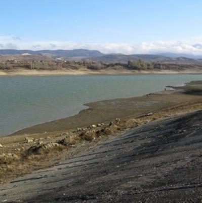 В оккупированном Крыму высыхают водохранилища  (фото, видео)