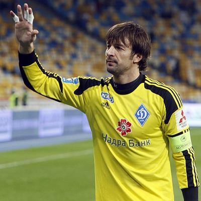 Шовковский уходит с футбола