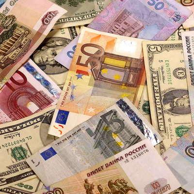 Евро в Украине резко подешевел