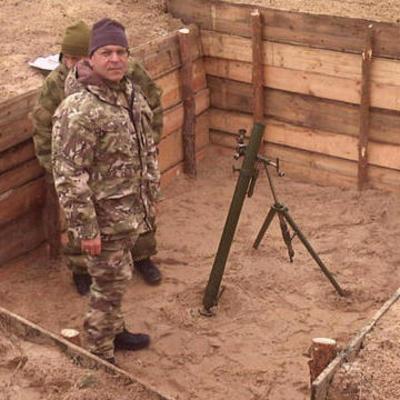 Только современное вооружение поможет сохранить независимость Украины, - Пашинский (фото, видео)